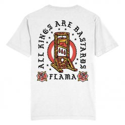Camiseta All Kings Are Bastards